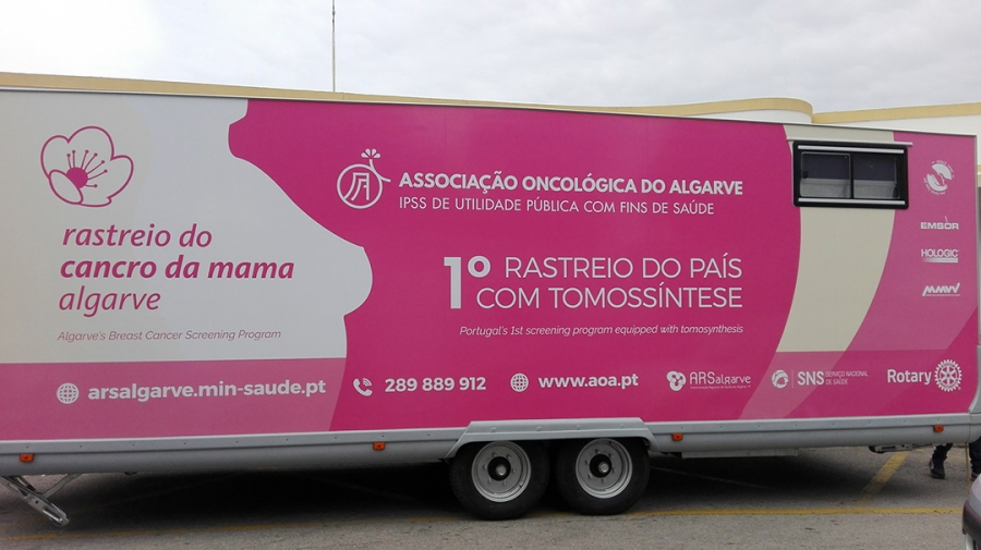 Tomossíntese no Rastreio do Cancro da mama da AOA